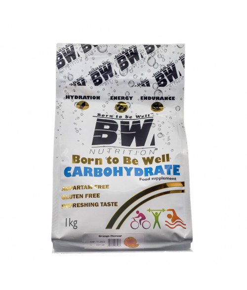 Carbohydrate BW NUTRITION 1 KG